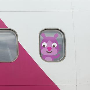 Sago Mail: Plane Window