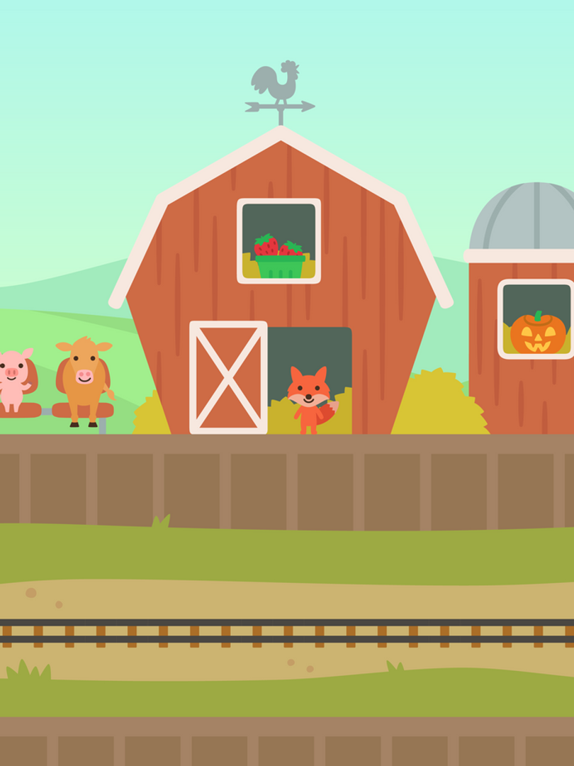 Trains: Farm Station