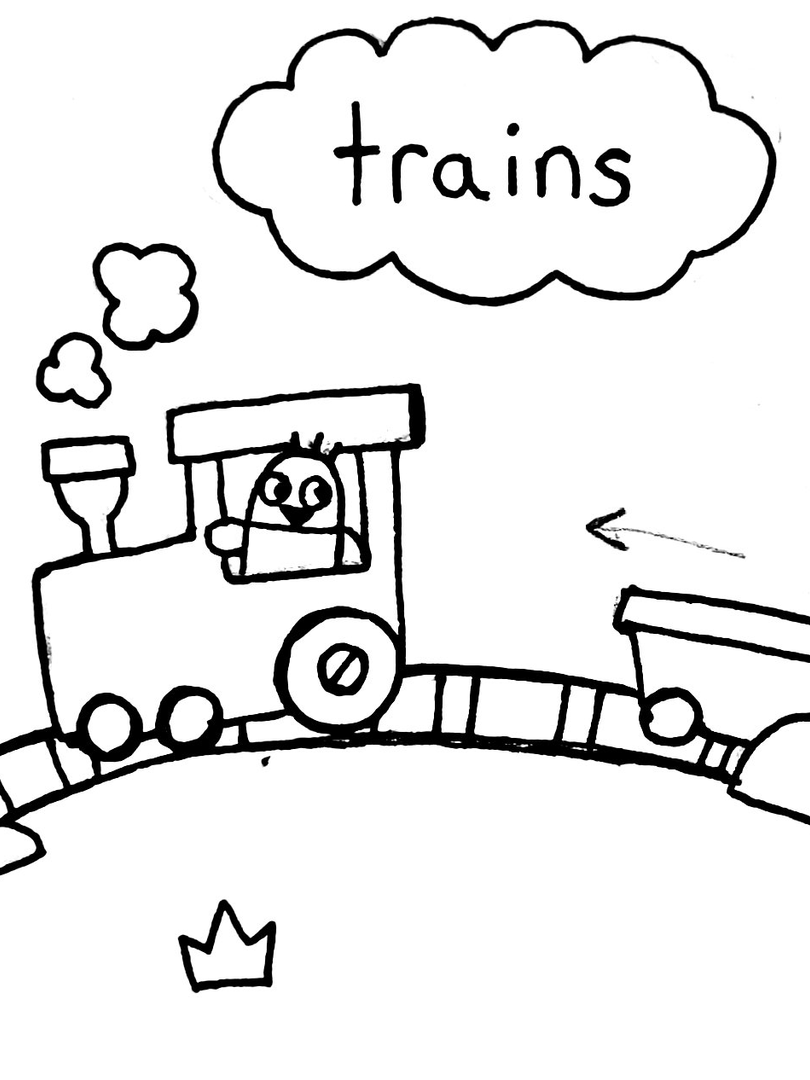 Trains: World Module Sketch