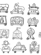 Trains: Train Car Sketch