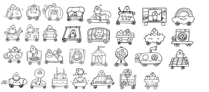 Trains: Train Car Concept