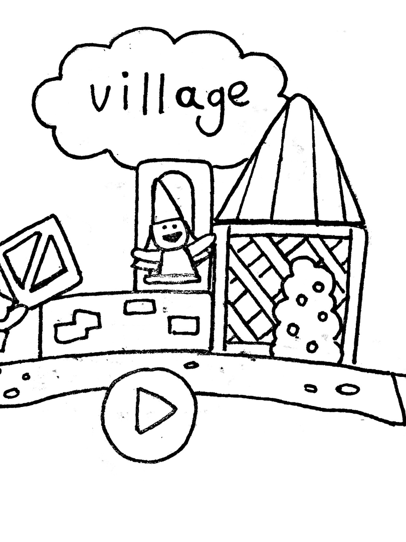 Village: World Module Sketch