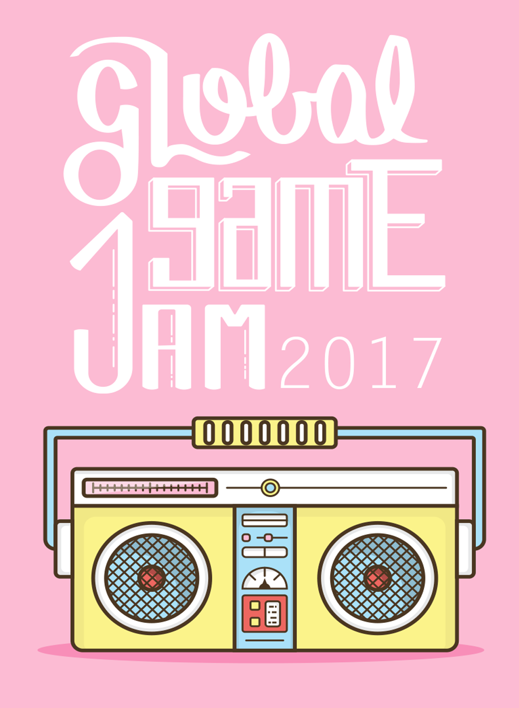 GBC Global Game Jam logo