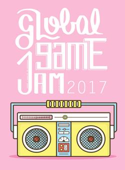 GBC Global Game Jam logo