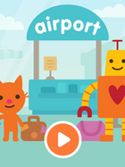 Airport: Title Screen