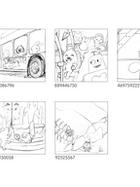 Big City: Sago World Mail Sketch