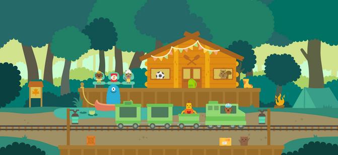 Trains: Camp Station