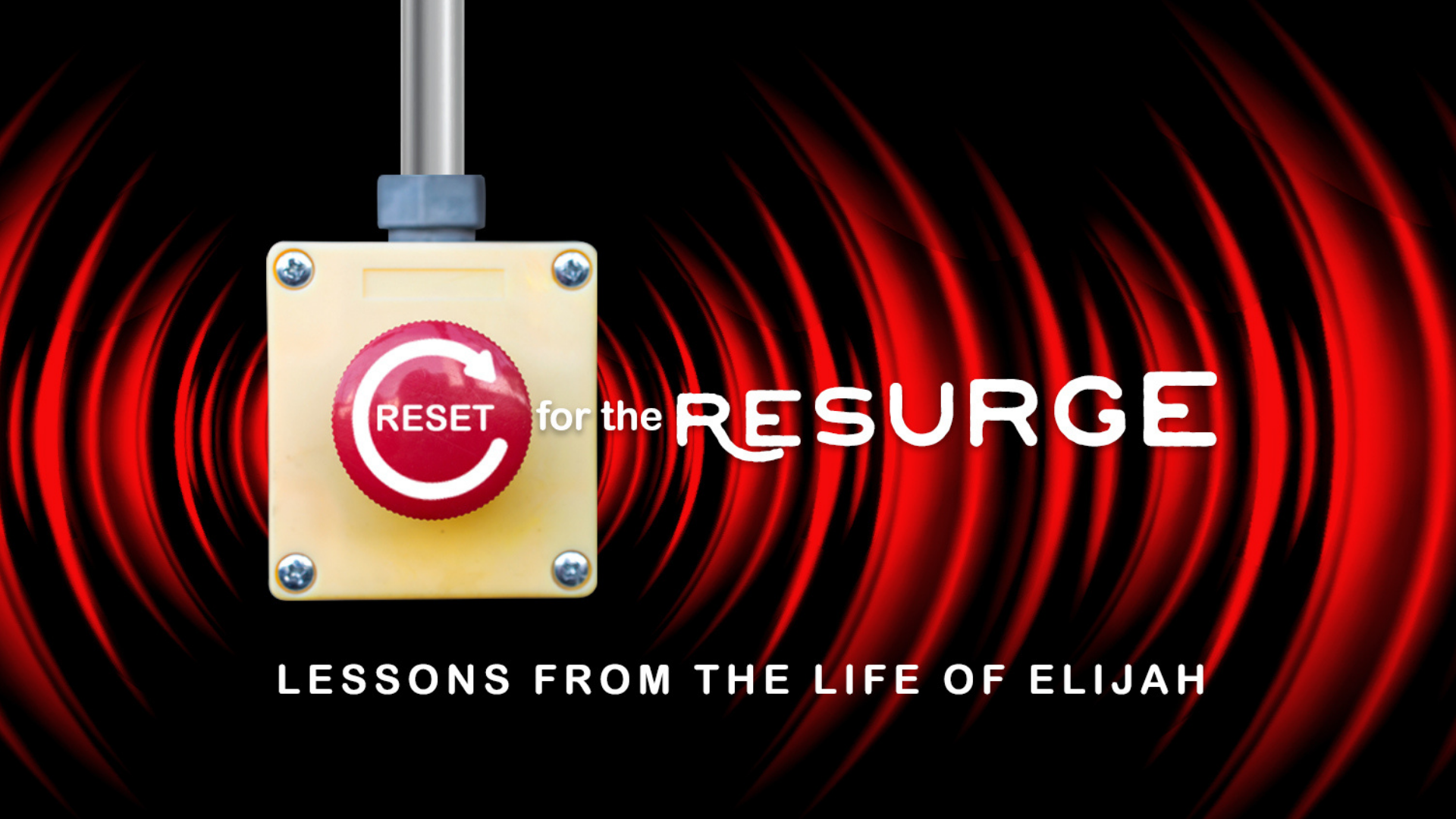 Reset for the Resurge