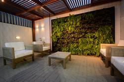Park Guell - Jardim vertical