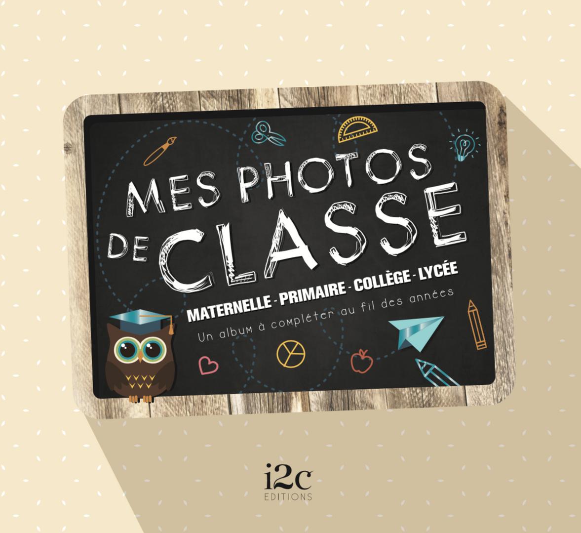 New Album Mes Photos de Classe