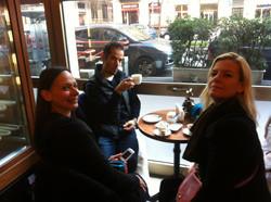 Café à l'italienne