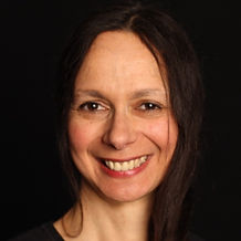 Danila , co-fondatrice de la compagnie de danse LD'A linea d'aria
