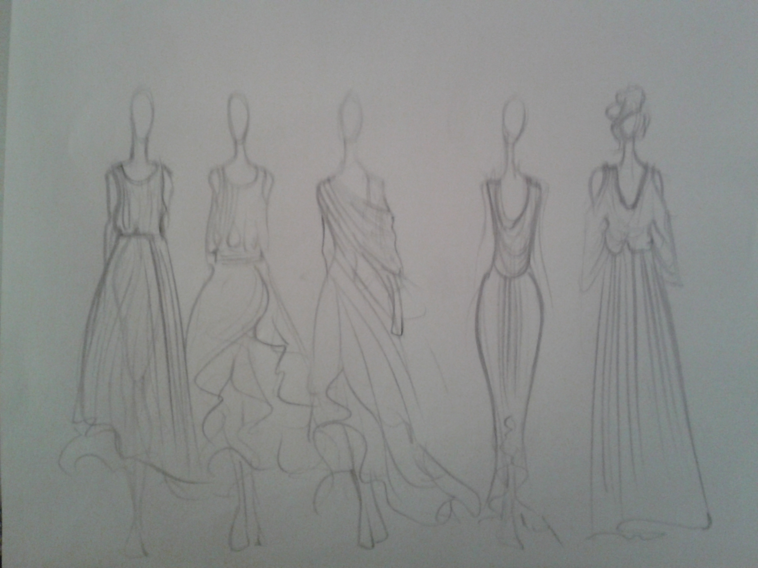 Projet costumes