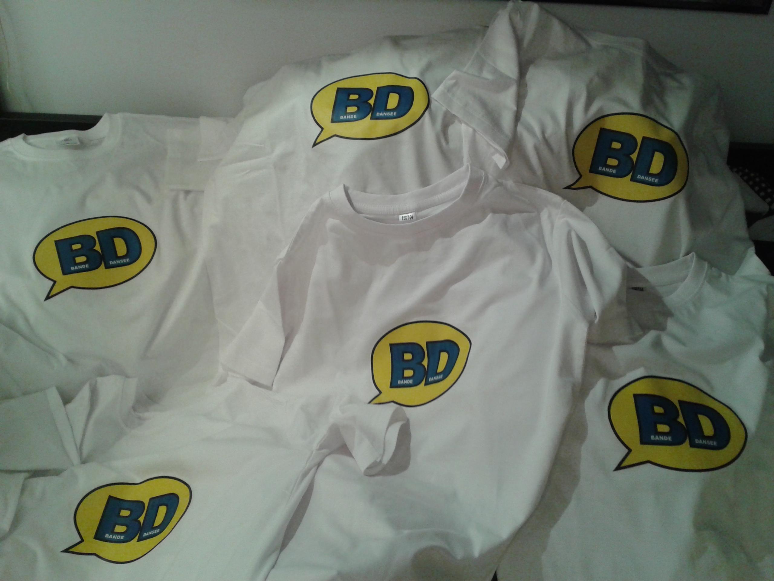 t-shirts !