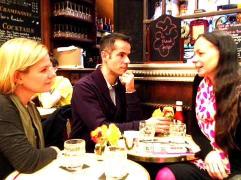 au Café de la Comédie