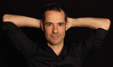 Alex Sander dos Santos, co-fondateur de la compagnie de danse LD'A linea d'aria