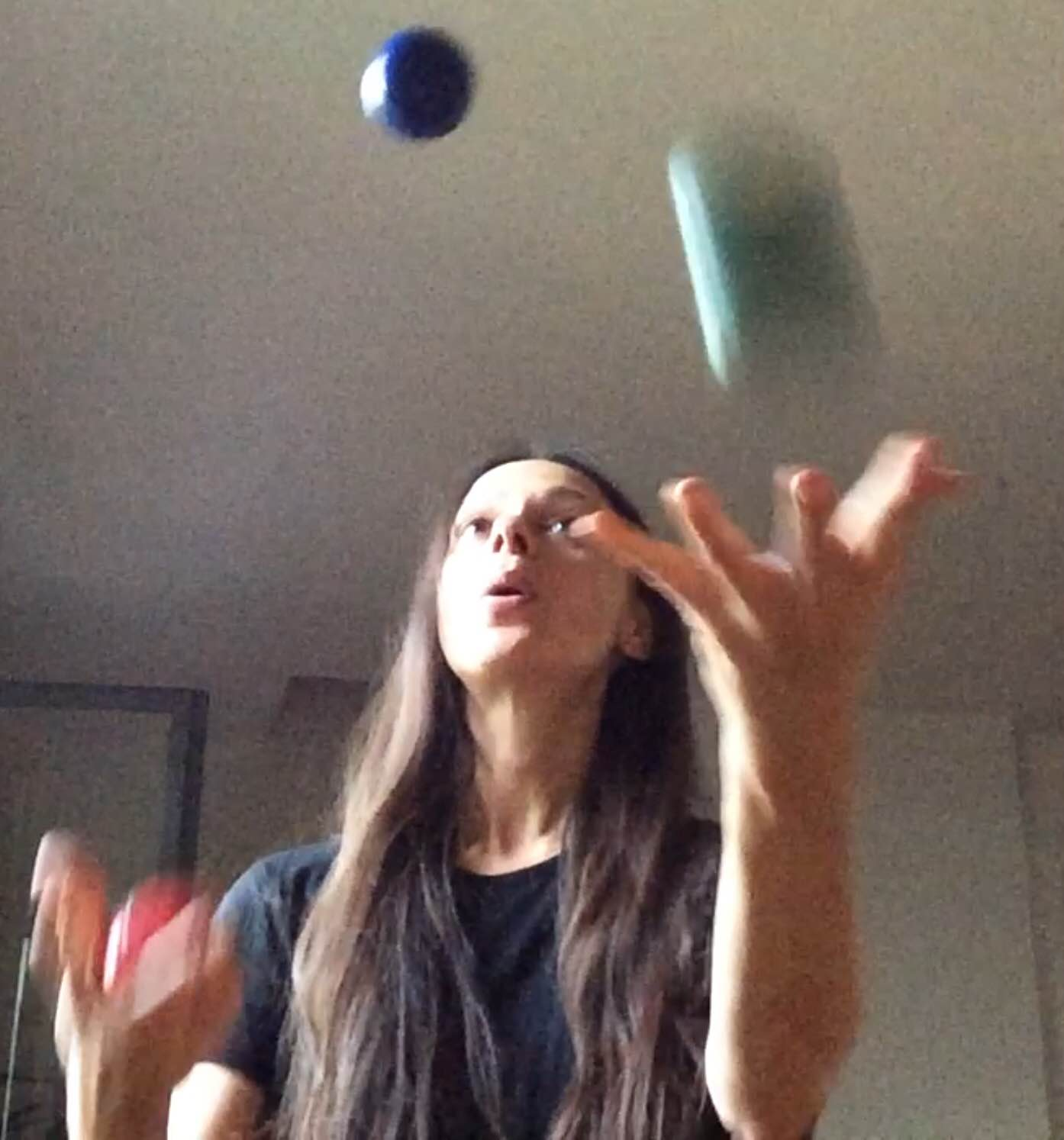 Entraînement jonglage pour les nuls