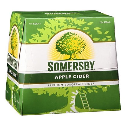 SOMERSBY PEAR 12PK 330ML BTLS