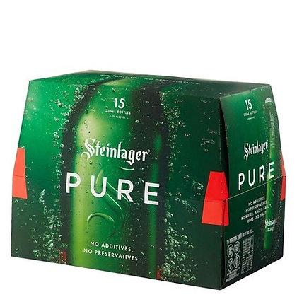 STEINLAGER PURE 15PK BTLS