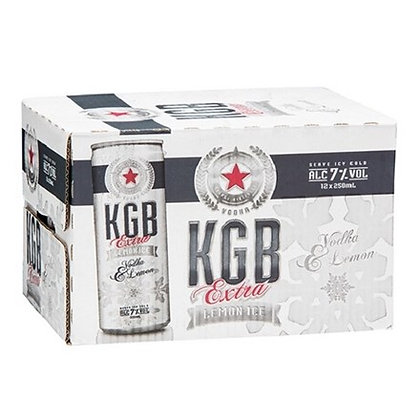 KGB 7% 12PK 250ML CANS
