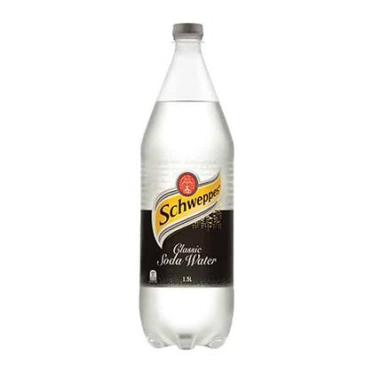 SODA WATER 1.5L
