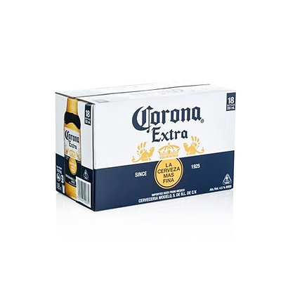 CORONA EXTRA 18PK BTL