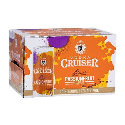 CRUISER PASSION 12PK CANS