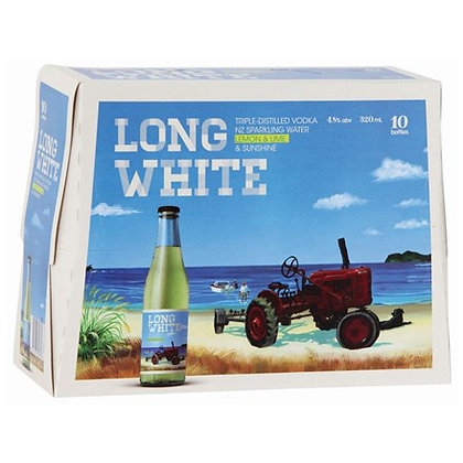 LONG WHITE LEMON 10PK BTLS
