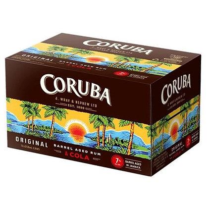 CORUBA 7% 12 PK CAN