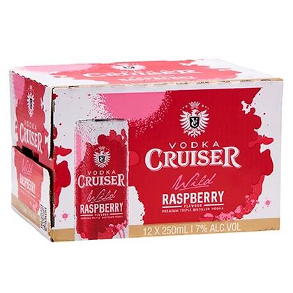 CRUISER RASPBERRY 12PK CANS