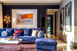 contemporary luxury apartment