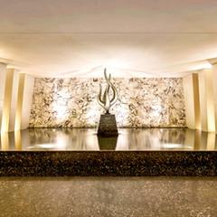 Super luxury grand lobby