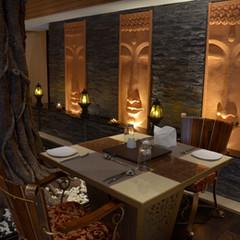 Ethnic restaurant
