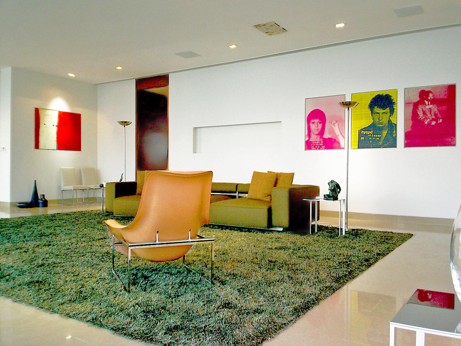 Art connoisseur's duplex