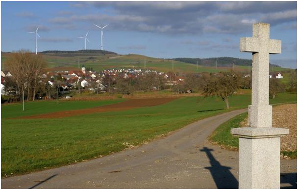 Visualisierte Ansicht Watterdingen