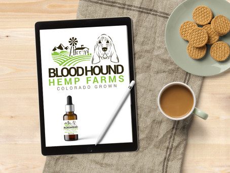 Jitters' Java and Bloodhound Hemp Farms Launch New CBD & hemp Products for Coffee Drinkers and K9's