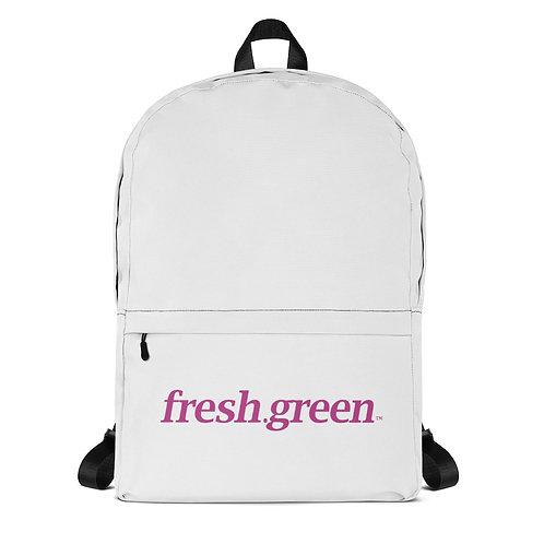 Fresh Green Backpacks