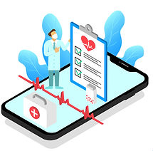 Doctors on your smart phone and android devices!