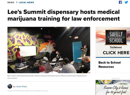 Fresh Green Protects Patients with Medical Marijuana Training for Police Officers