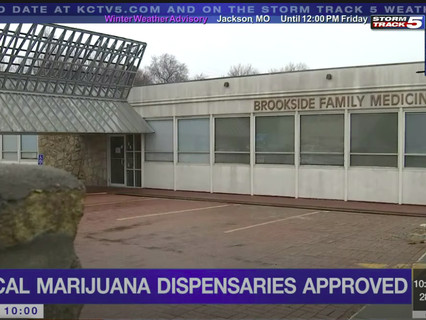 Medical Marijuana Dispensaries Prepare to Open in Waldo District and Lee's Summit Missouri