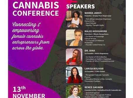 Women of Cannabis in Las Vegas