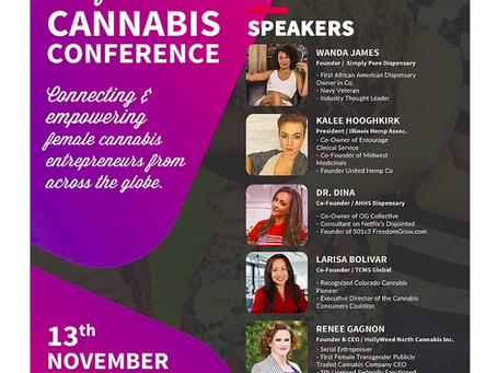 Women of Cannabis in Las Vegas