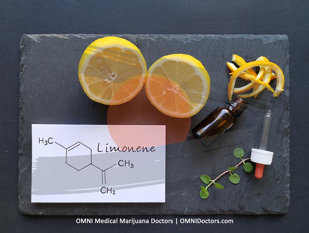 Limonene - Mood Elevating Optimal Vape Temp: 350° F