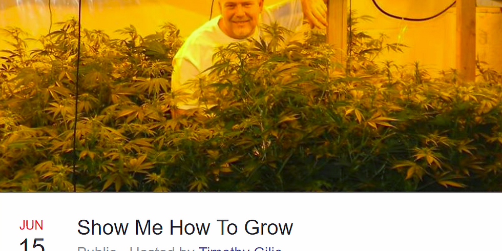 Show Me How to Grow with Timothy Gilio