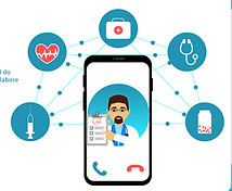 Find doctors online. Speak with a doctors or pharmacist from your phone!