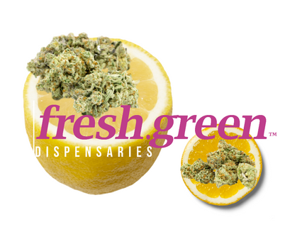 New Flower in Stock: Lemon Royale, Orange Cookies, and Tropic Thunder Strains