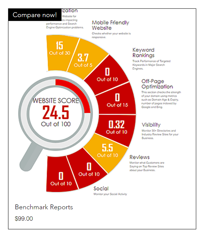 Benchmark Reports