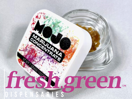 MOJO GMO Sugar Wax has Arrived at fresh.green!