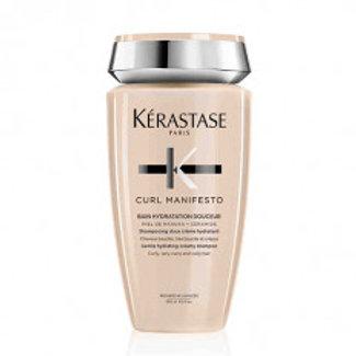 Bain Hydratation Douceur Curl Manifesto Kérastase 250 ml