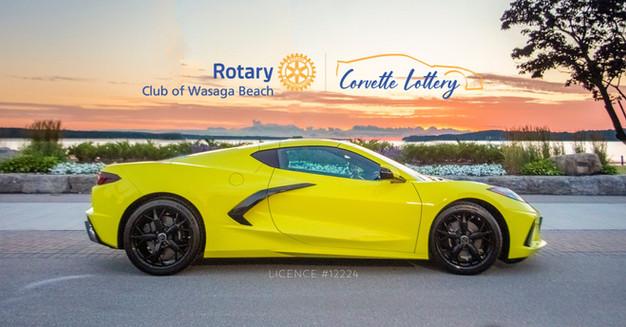 C8 Corvette - Rotary Club of Wasaga Beach